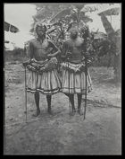 two men, Masolo and Mulu Bangala, the expedition's