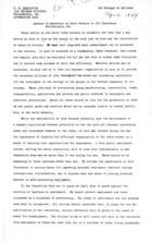 Address of Secretary of Labor Perkins