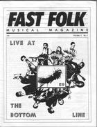 Fast Folk Musical Magazine (Vol. 5, No. 3) Live at the Bottom Line 1989