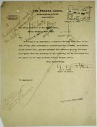 Letter from A. L. Flint to Acting Governor Harding re: Silver Roll Employees, January 9, 1920
