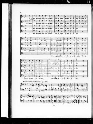 Jesu flos matris virginis, harpsichord arr.