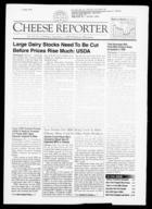 Cheese Reporter, Vol. 125, No. 8, Friday, September 1, 2000