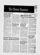 The Cheese Reporter, Vol. 86, No. 32, Friday, April 5, 1963