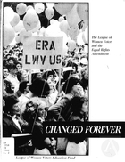 Changed Forever: The League of Women Voters and the Equal Rights Amendment