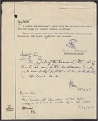 Clean Air Council: Minutes from S.G.G. Wilkinson to Mr. Walsh re Minister's Brief on the 3rd Meeting of the Council, March 24, 1958