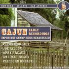 Cajun Early Recordings (CD B)