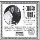 Richard M. Jones & The Blues Singers (1923-1938)