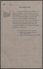 Cabinet Decision September 25, 1961 - Passports - Application from Persons Convicted for Breaches of the Dangerous Drugs Law