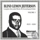 Blind Lemon Jefferson Vol. 1 (1925-1926)