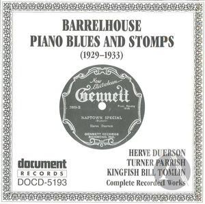 Barrelhouse Piano Blues & Stomps (1929 - 1933) | Alexander