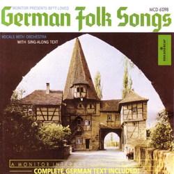 20 Best-Loved German Folk Songs Album Art