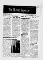 The Cheese Reporter, Vol. 86, No. 29, Friday, March 15, 1963
