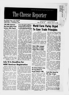 The Cheese Reporter, Vol. 87, No. 46, Friday, July 10, 1964