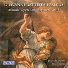 Annuale opera ottava, Venezia 1645