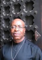 Portrait of Edgar Nkosi White