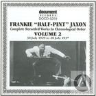 Frankie 'Half-Pint' Jaxon Vol. 2 1926-1937
