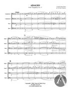 Adagio, from Symphony no. 3, Op. 78, C Minor