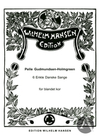 6 Enkle Danske Sange