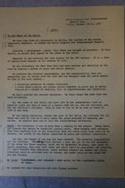 Appeal, 24 October 1975, World Congress for International Women's Year, Berlin, October 20-24, 1975, by Women's International League for Peace and Freedom