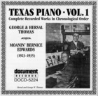 Texas Piano Vol. 1 (1923-1935)