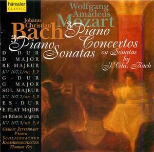 3 Piano Concertos/3 Piano Sonatas