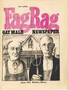 Fag Rag GAY MALE NEWSPAPER