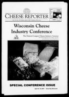 Cheese Reporter, Vol. 125, No. 39, Friday, April 6, 2001