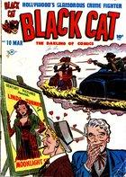 Black Cat Comics, Vol. 1 no. 10