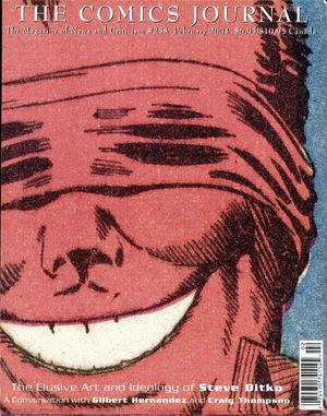 The Comics Journal, no. 258