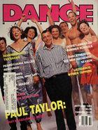 Dance Magazine, Vol. 65, no. 10, October, 1991