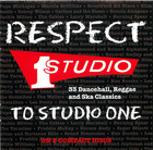 Respect To Studio One CD 1
