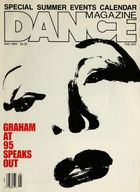 Dance Magazine, Vol. 63, no. 5, May, 1989