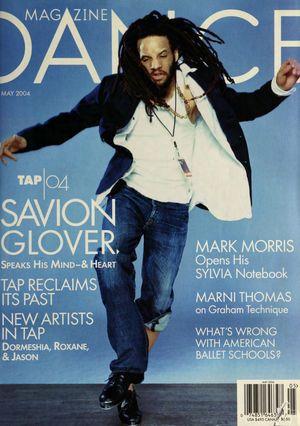 Dance Magazine, Vol. 78, no. 5, May, 2004