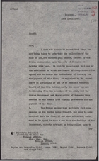 Letter from J. R. Vaughan-Russell to Foreign Office re: Collection of Fine Imposed on Damascus, April 12, 1926