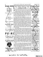 The Alpha Suffrage Club