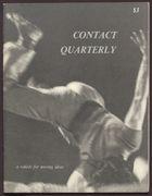Contact Quarterly, Vol. 7, No. 1, Fall 1981