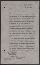 Letter from W. A. Smart to Foreign Office re: Attacks by Druze-Bedouin Bands, Reports of Syrian Nationalists Coordinating with Druze, and French Reinforce Damascus, August 25, 1925