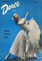 Dance Magazine, Vol. 23, no. 8, August, 1949