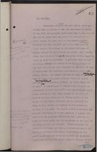 Letter to Mr. Grindle re: Dr. Fennell's Meeting with Secretary of State, July 17, 1919