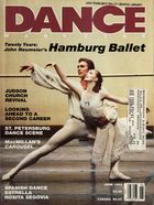 Dance Magazine, Vol. 67, no. 6, June, 1993