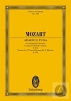 Adagio and Fugue, K. 546, C Minor