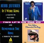 Herb Jeffries: If I Were King and I Remember the Bing