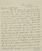 Letter from Emmeline MacArthur Leslie to Jane Davidson Leslie, April 18, 1848