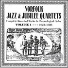 Norfolk Jazz And Jubilee Quartet Vol. 1 (1921-1923)