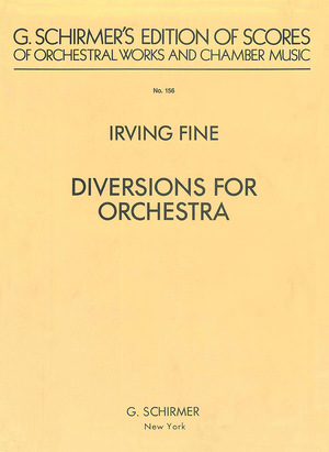 Diversions for Orchestra