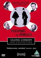 Passport To Pimlico (1949): Continuity script