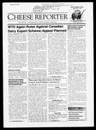 Cheese Reporter, Vol. 126, No. 1, Friday, July 13, 2001