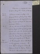 Observations on Confidential News by Captain Baring R. A. Dated 16th Oct. 1876