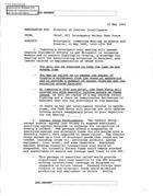 Balkan Task Force Memorandum re: Principals' Committee Meeting on Bosnia and Croatia, May 16, 1995
