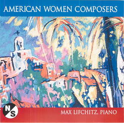 American Women composers album art